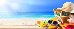 Aankondiging zomervakantie productie